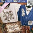 Daisy Kingdom Lavish Letters M-Z Iron-On Transfer