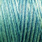 M24 Water Reflections 35 wt 500m Valdani Hand Dyed Variegated Cotton Thread q2