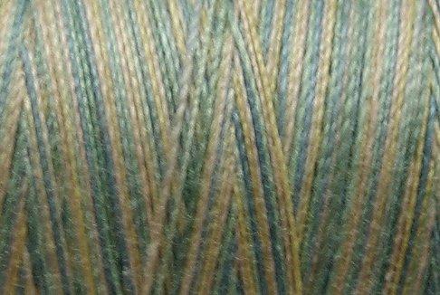 M38 - Baby Soft Pastel - 35wt - 500m - Valdani Variegated Thread q1