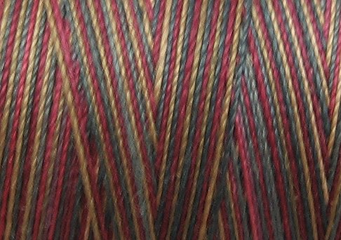 M60 - Mountain Hike - 35wt -  500m - Valdani Variegated Thread q1