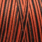 M61 - Hot Lava - 35wt -  500m - Valdani Variegated Thread q1