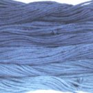 Blues 5 skeins Hand Dyed 6 Strand Floss Valdani Nuances collection free ship US CA