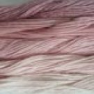Pinks 5 skeins Hand Dyed 6 Strand Floss Valdani Nuances collection free ship US CA