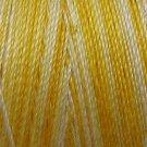 M12 Spring Lights  35 wt 500m  Valdani Variegated Cotton Quilting Thread q3