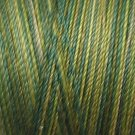 M19 Olives  35 wt 500m  Valdani Hand Dyed Variegated Cotton Quilting Thread q2