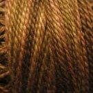 O513 Coffee Roast Pearl Cotton size 12 Valdani Overdyed 0513 q6