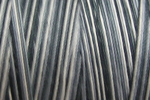 M31 Monochrome 35 wt 500m  Valdani Hand Dyed Variegated Cotton Quilting Thread  q1