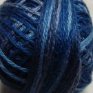 Punchneedle M5 Denim Blues 3 Strand Cotton Floss Valdani 86yd ball q2