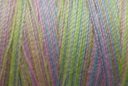 M20 Pastels 50wt 1080 yds - Valdani Hand Dyed Cotton Variegated Thread q1