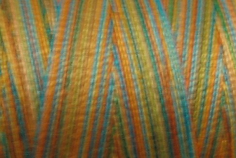 BONUS M44 Santa Fe 50wt 1625 yds - Valdani Hand Dyed Cotton Variegated Thread q1