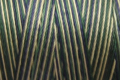 M4 Scottish Dance 50wt 1080 yds - Valdani Hand Dyed Cotton Variegated Thread q1