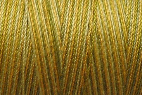 M28 Harvest 50wt 540 yds - Valdani Hand Dyed Cotton Variegated Thread q1