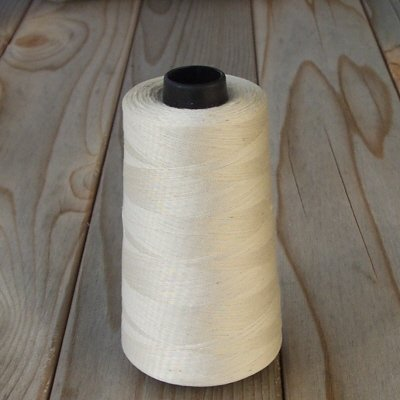 Special Valdani # 4 Off White long staple cotton thread 50 wt q2