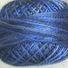 Punchneedle M46 Denim Light three-Strand Cotton Floss Valdani 29yd ball Free Shipping US q6