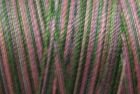 M69 Lilac Bouquet  50wt  540 yd  Valdani Variegated Thread  q1