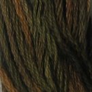 O531 Black Nut - six strand cotton floss Valdani 0531 - free ship US CA - q4