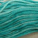 O544 Pond Ripple - six strand cotton floss Valdani - free ship US CA - q4
