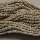 O545 Primitive White - six strand cotton floss 0545 Valdani free ship US CA q3
