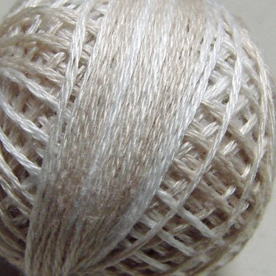 Punchneedle M49 Subtle Elegance 3 Strand Cotton Floss Valdani 86yd ball Free Shipping US q3