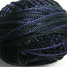 Punchneedle M91 Black Night 3 Strands Cotton Floss Valdani 29yd ball Free Shipping US q4