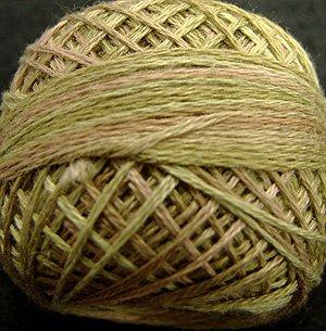 JP8 Spring Leaves Muddy Monet collection Three-Strand-Floss ® Valdani 29yds balls q6