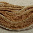 O514 Wheat Husk - six strand cotton floss Valdani free ship US CA q3