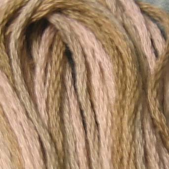 P4 Aged White Light  J Paton six strand cotton floss Valdani free ship US CA q4
