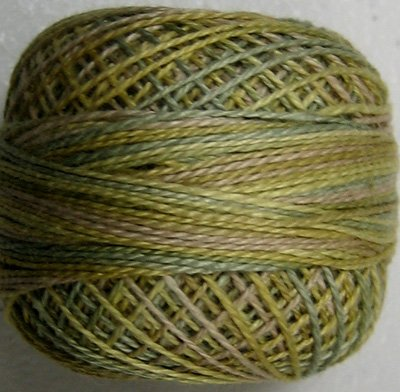 M80 Distant Grass Three-Strand-Floss ® Valdani punchneedle cotton 29yd Free Ship US q6