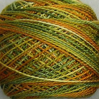 Punchneedle M28 Harvest 3 Strands Cotton Floss Valdani 29yd ball Free Shipping US  q6