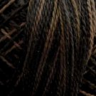 O501 Ebony Almond Three-Strand-Floss ® Valdani 0501 cotton 29yd Free Ship US q6