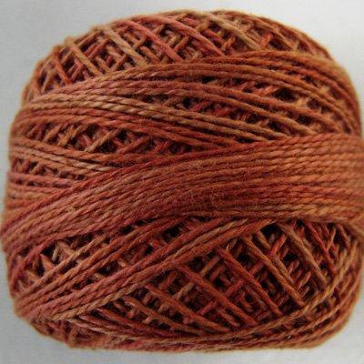 O506 Cinnamon Swirl Three-Strand-Floss ® Valdani 0506 cotton 29yd ball Free Ship US q6