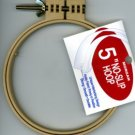 """Punchneedle Embroidery 5"""" No-Slip Hoop from Morgan"""