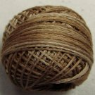 H205 Ancient Gold Heirloom Punchneedle 3 Strands Cotton Floss Valdani 29yd ball q6
