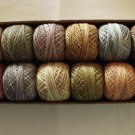 JP0 Muddy Monet Collection Valdani  Pearl Cotton size 12  q1