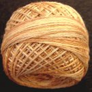 JP7 Faded Marygold Muddy Monet Collection Valdani  Pearl Cotton size 12  q6