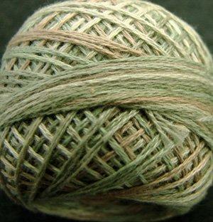 JP9 Herb Garden Muddy Monet Collection Valdani  Pearl Cotton size 12  q6