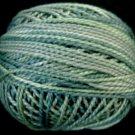 JP12 Seaside Muddy Monet Collection Valdani  Pearl Cotton size 12  q6