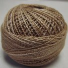 H205 Ancient Gold Heirloom Collection Valdani  Pearl Cotton size 12  q6