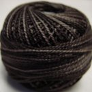 H212 Faded Brown Heirloom Collection Valdani  pearl Cotton size 12  q6