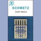 Schmetz Sharp Needles 90/14 art 1731