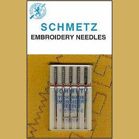 Schmetz Embroidery Needles 90 14 art 1720