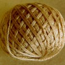 Punchneedle 851 Antique Gold Light 3 Strands Cotton Floss Valdani 29yd ball Free Shipping US q4