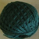 Punchneedle 832 Spruce Green medium 3 Strands Cotton Floss Valdani 29yd ball Free Shipping US q6