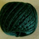 Punchneedle 833 Spruce Green dark 3 Strands Cotton Floss Valdani 29yd ball Free Shipping US q4