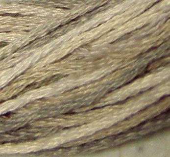 O538 Cottage Smoke - six strand cotton floss 0538 Valdani free ship US CA q6