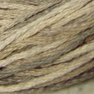 O538 Cottage Smoke - six strand cotton floss Valdani free ship US CA q4