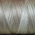 P4 Aged White light Vintage Hues coll 35wt 500m Valdani Overdyed Thread  q3