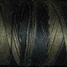 P11 Aged Black Vintage Hues coll 35wt 500m Valdani Overdyed Thread  q7