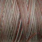 M802 Woodlans 35wt  500m  Valdani Variegated Thread q1