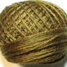 O153 Golden Moss 3 Strand Cotton Floss Valdani 29yd ball 0153 Free Shipping US q6